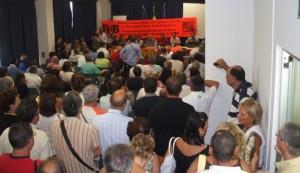 Napoli: assemblea LSU