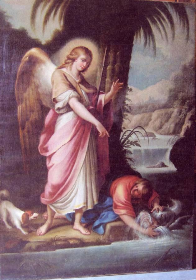 Favoloso San Gabriele Arcangelo, la fortezza di Dio | Dentro Salerno | L  TK45