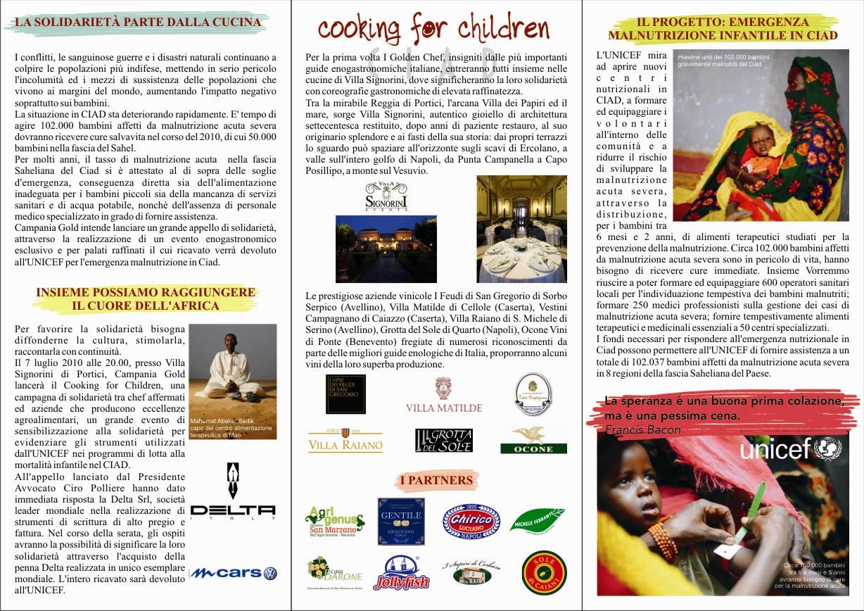 Preferenza Campania Gold, brand del progetto di promozione delle eccellenze  ZE04