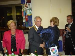 Rotary Club Salerno: nuovo presidente Michele Di Filippo