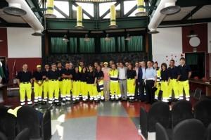 Baronissi: Moscatiello saluta genesi della Protezione Civile comunale