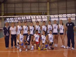 Salerno: Indomita Femminile contro Volley Pomigliano