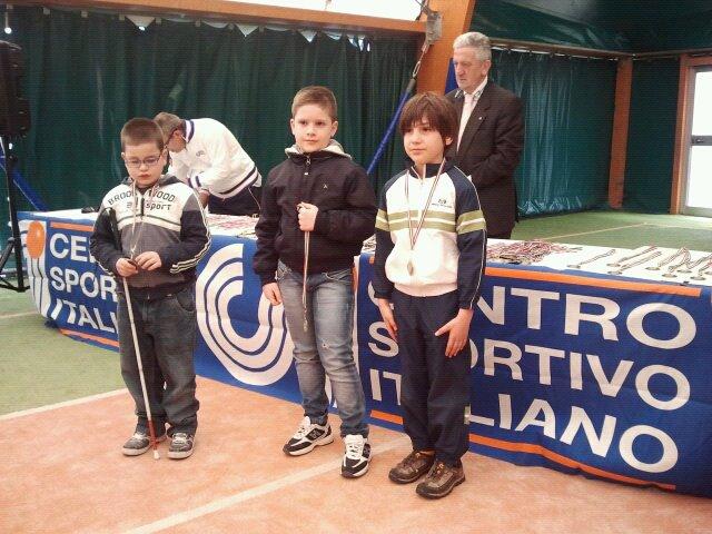 Nocera Inferiore Centro Olimpia V Prova Gran Premio