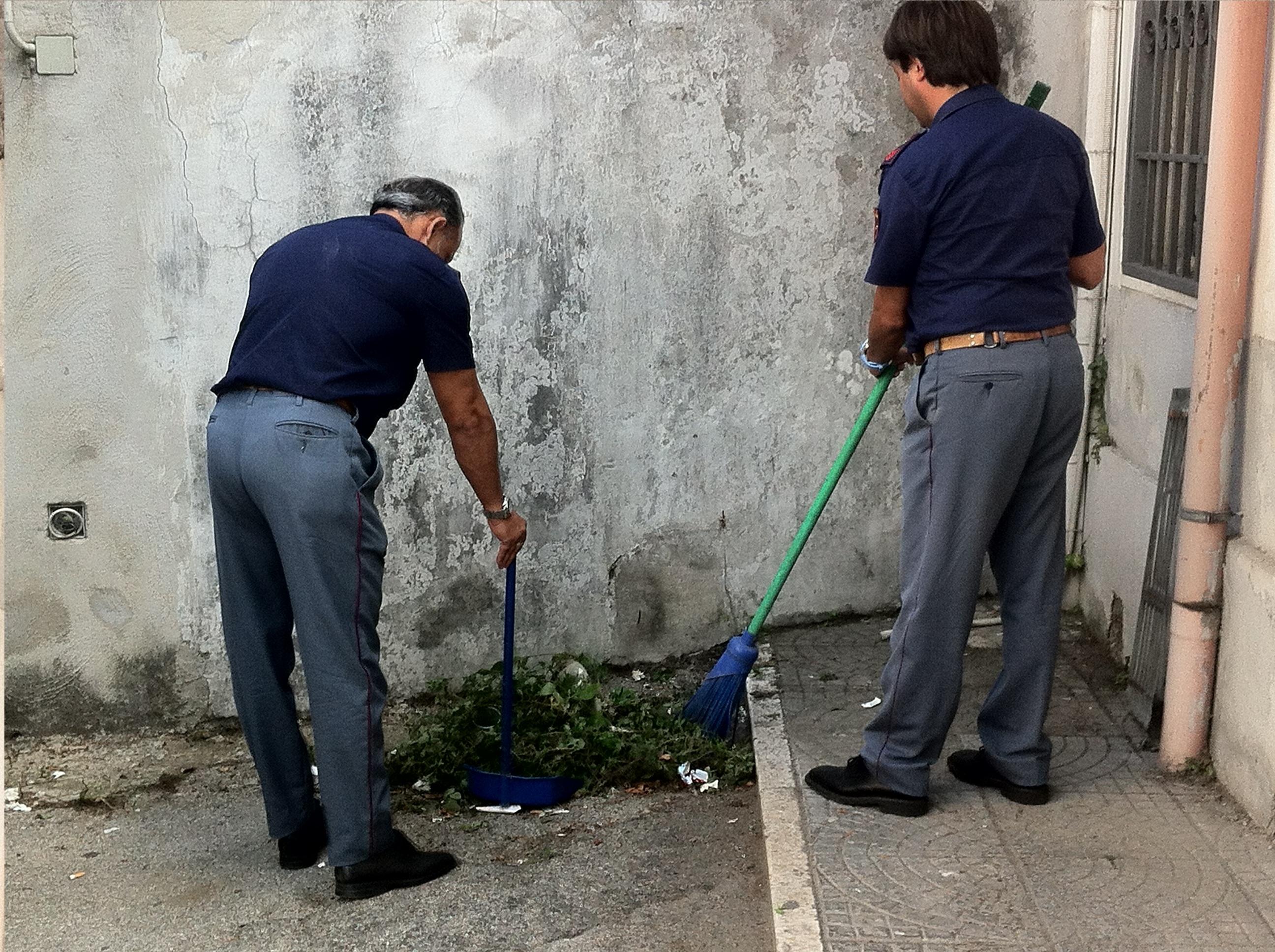 Salerno Coisp Combattere Criminalit 224 Scampia Dentro