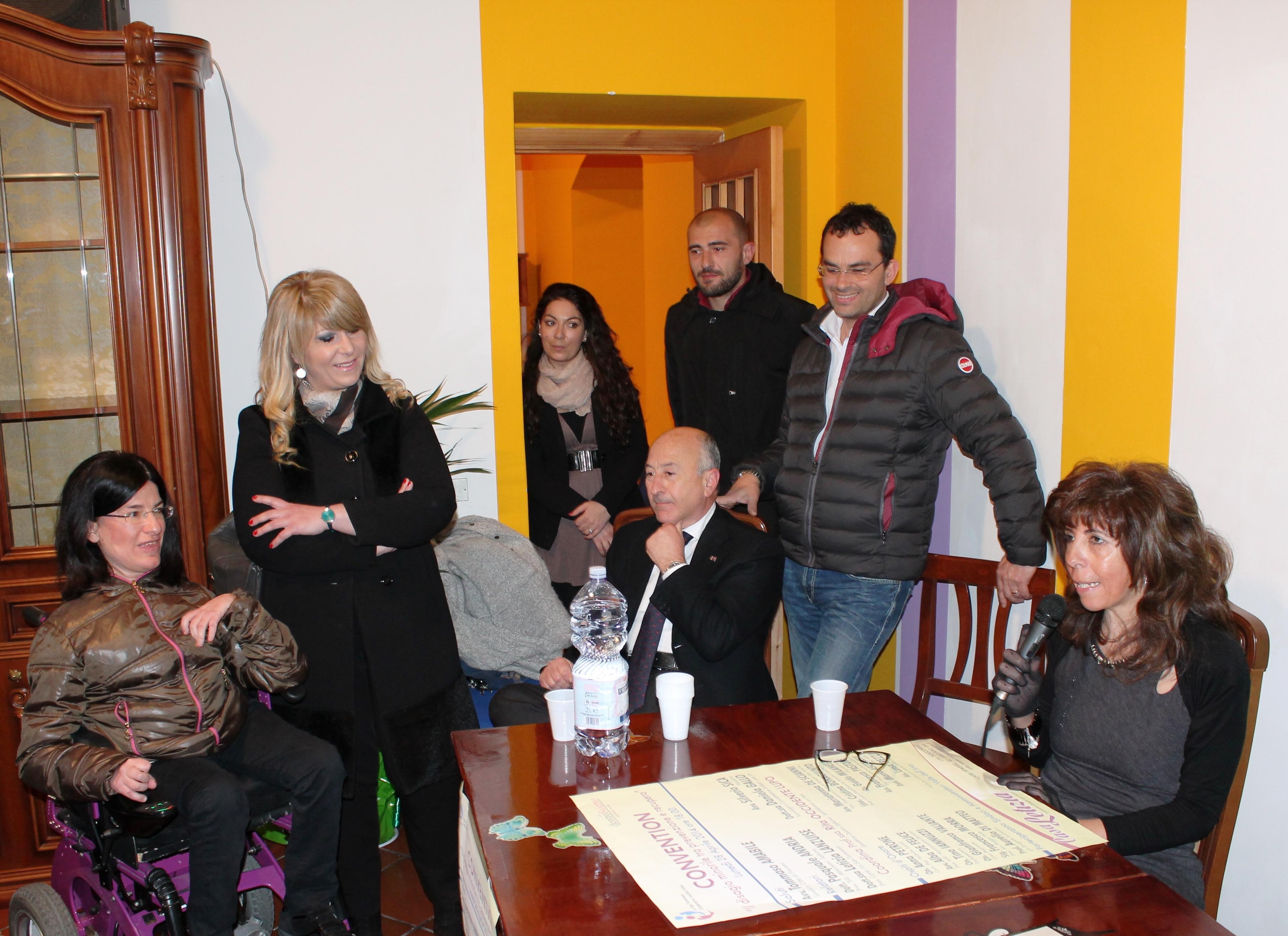 Fisciano casa letizia convention su disagio minorile for Pulizie domestiche salerno