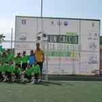 Salernitana vince tutto a un calcio senza frontiere
