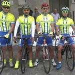 """Atripalda: Amatori della Bici si vestono di """"giallo-fluo""""!"""