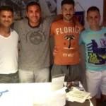 Tris assi Arsenal Salerno