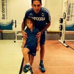 Campagna Village: intervista a Massimo Catalano Sampdoria