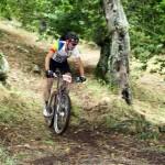 Roccamonfina: Bicincanto nel Vulcano, bikers in gara