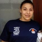 Salerno: Carpedil, fiocco azzurro, Giorgia Assentato in Nazionale U15