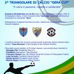 Triangolare di solidarietà tra Arsenal Salerno, Santa Cecilia e Atletico Faiano