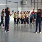 """P2P nelle scuole: stamattina festa Volley Istituto Comprensivo  """"Autonomia 82 di Baronissi"""""""