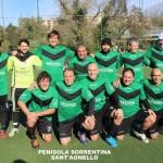 "Salerno: 2° Torneo ""Under Lights"" Calcio Over 40"