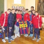 Cava de' Tirreni: arriva Cantera dell'FE Barcelona