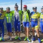 Atripalda: Amatori della bici, Monte Stella andata e ritorno, anche questa Randonnè è fatta!