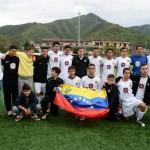 Calcio venezuelano sbarca nella Valle dell'Irno