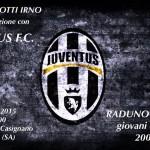 "Baronissi: Calcio Juventus Academy ""Aquilotti Irno"" provino selettivo"