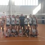 Salerno: Indomita, 17^ Giornata Prima Divisione femminile