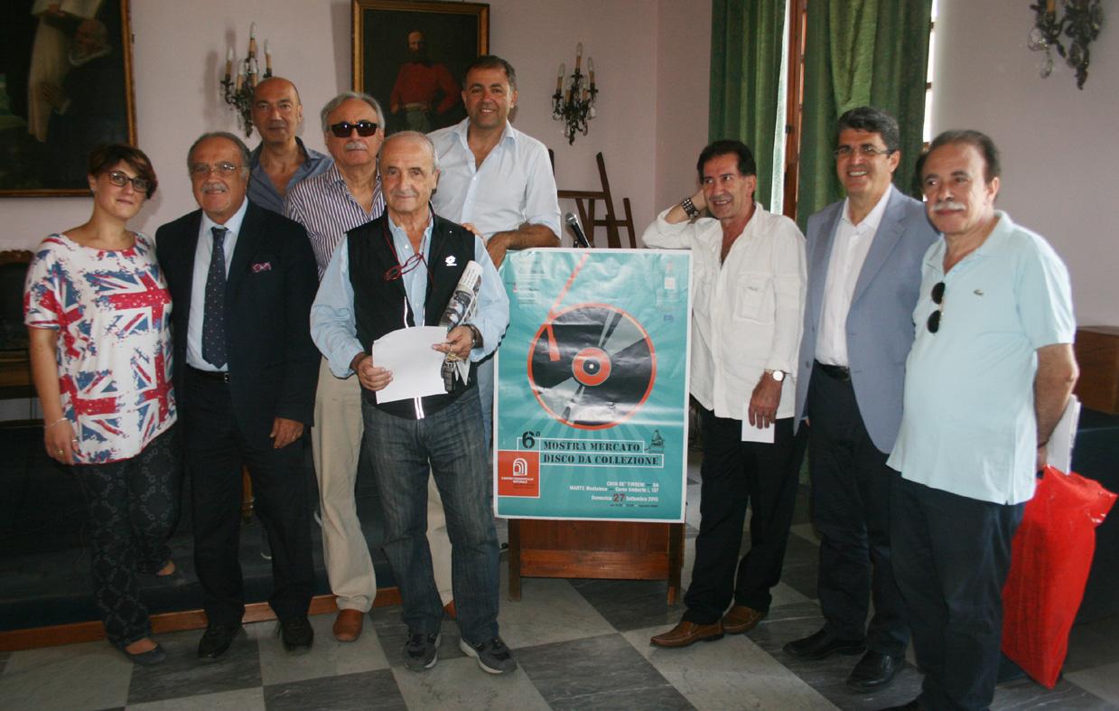 Cava de' Tirreni: mostra mercato disco da collezione ...