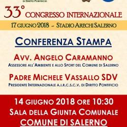 Padre Michele Vassallo Calendario.Salerno 33 Congresso Internazionale Del Rinnovamento
